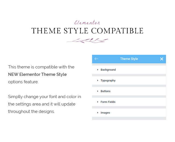 theme style compatible