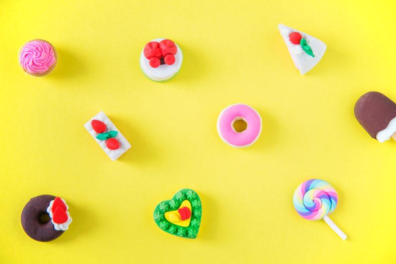sweets-yellow